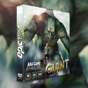 Awaken an ancient fantasy game character who will reign down thunder in your next audio production! Game Character Giant is a voice over sound library featuring a rich and powerful male creature on a mission for vengeance.