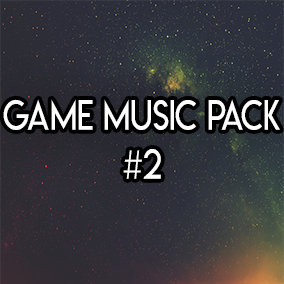 A variety of looping audio tracks for games.