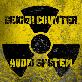 It produce sounds of real Geiger Counter with intensity depending on distance and rotation towards Nuclear Waste.