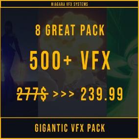 Gigantic Vfx Pack
