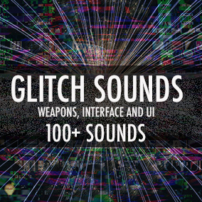 A collection of distorted and processed fireworks that can be used as interface or weapon sounds.