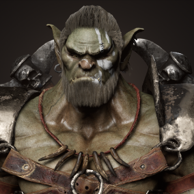 This incredible Goblin_Champion  drags any project for you