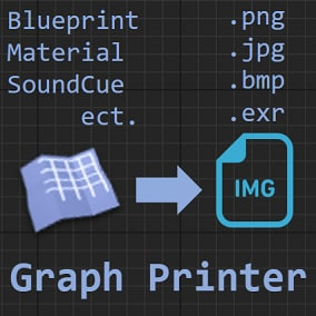 Add shortcut keys that can output various graph editors to image files.