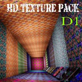 100 HD 4K textures - ready for your game or project!