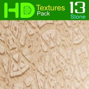 22 4K Stone textures with Disp/Spec/Norm and AO files