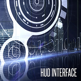 'HUD Interface' by Cinematic Sound Design delivers a huge collection of user interface, computations, readouts, glitches, Sci-Fi sounds and more.