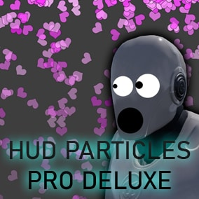 Take your UI particles to the next level.