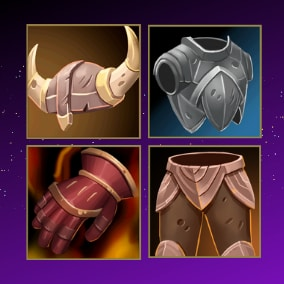 149 Premium Armor & Equipment Icons That Will Take Your Game To The Next Level!