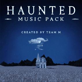 Haunted Horror music pack!