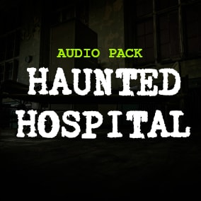 100 + High quality hospital sounds for your game!