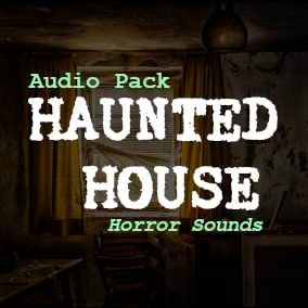 20 horror SFX and 2 horror SoundScape for your game!
