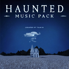 AAA haunted/horror music pack!