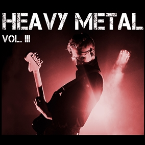 The Heavy Metal Vol. III pack focuses on powerful modern metal music that creates a truly unique atmosphere.