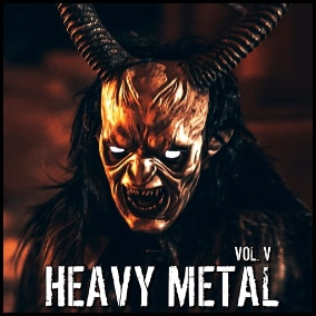 The Heavy Metal Vol. V pack focuses on extremely powerful music driven by the unique sound of modern high-end eight-string guitars.