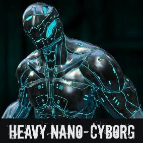 HQ Heavy Nano-Cyborg