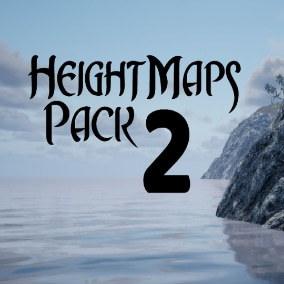 111 4033 x 4033 heightmaps, 20 brushes and 11 Maps to explore!