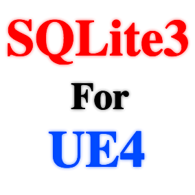 This is a UE4 C ++ plugin that lets your UE4 project to easily read and write SQLite3 database files. Only need to use the Blueprint Functions, you can easily execute the SQLite3 database's CRUD(Create, Retrieve, Update, and Delete) operations.