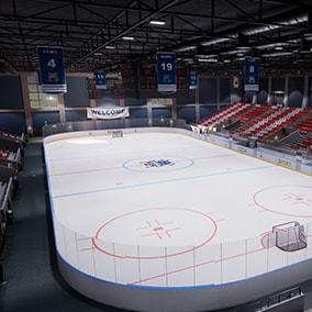 Hockey stadium