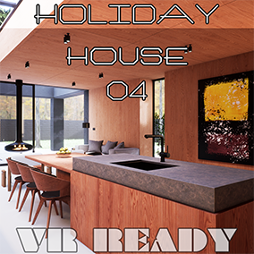Holiday house, relax away from the noise of the city somewhere surrounded by nature. House was to create a perfect sanctuary from the concrete jungle.