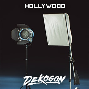 A collection of hollywood movie set assets that can be used for games!