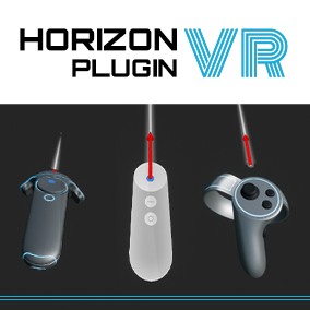 The goal of this plugin is to provide a unified VR Character and MotionController functions for support different VR device at same time, ex: HTC Vive, Oculus Rift and Google Daydream.