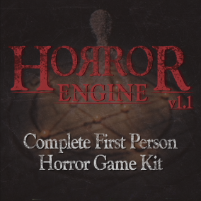 Complete First Person Horror Game Kit
