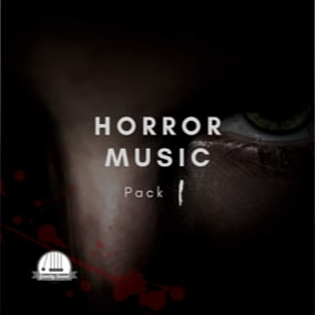 A collection of 10 scary horror ambient music tracks.