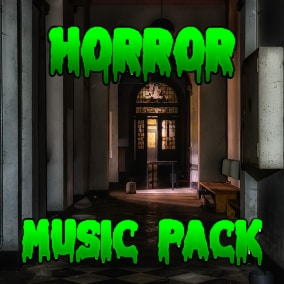 A Horror Music Pack