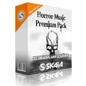 Premium package of good quality soundtracks in the in Horror and Dark Ambient style. It contains 10 premium tracks and 10 premium loops!