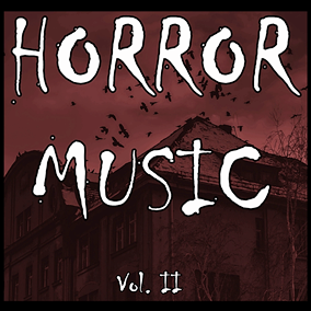 The Horror Music Vol. II pack focuses on music for suspense / horror video games, featuring multiple uniquely dark and scary full tracks and loops.