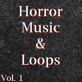 11 Progressive Horror Tracks with 54 Looping Segments