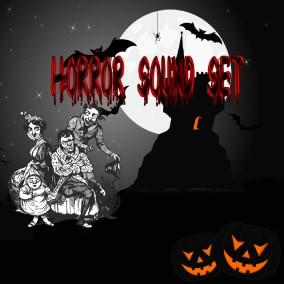 Horror Sound Set contains 629 sounds