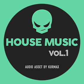 House Music Vol.1 - Royalty Free Music by Kurmax