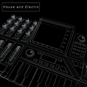 Electro and House music for your games.
