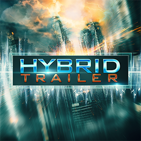 Now entering a subatomic superhero war zone! Introducing Hybrid Trailer! The action packed, adrenaline rising, Post apocalyptic, Tokyo city cinematic sound effects library that throws down.