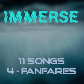 11 Songs and 4 Fanfares for your game!