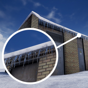 Realistic icicles for your games.