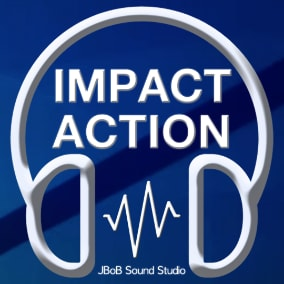 Impact Action Interface Sound Pack comes with 120 high-quality sound effects