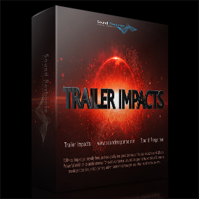 100+ professionally designed cinematic impacts, hits, strikes, and slam sound effects!