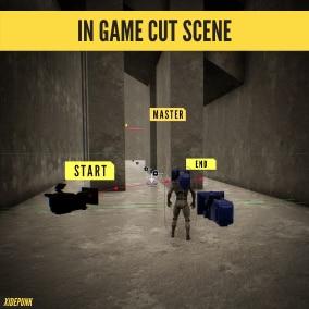 Spline Based CutScene Creator