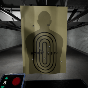 Fully Functional Indoor Shooting Range
