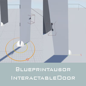 A Blueprint, intended for VR functionality, that allows you to setup an interactable object that slides or rotates according to the player input. The Blueprint handles automatic (trigger) opening/closing and manual (grip).