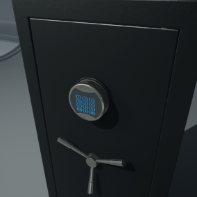 A blueprint tool which allows you to add realistic safes with user interaction to your projects quickly.