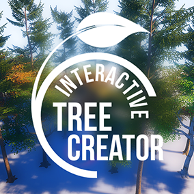 Procedurally create interactive trees with many dynamic features, all suited for a regular instanced mesh foliage workflow.