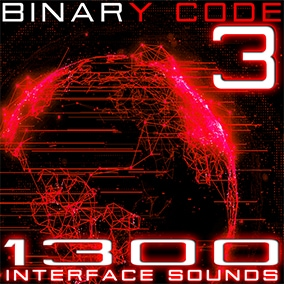 1300 High Quality, Futuristic Interface and Sci-Fi Computer HUD & UI Sound Effects, Including Neutral Interface Sounds, Confirms & Denial Button Sounds, Hi-Tech Data Processing, Hologram Sounds, 8-Bit Retro Beeps & Bleeps, Glitch Sounds and Typing SFX!