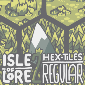Over 300 hex tiles, icons and overlays for your fantasy map or digital board game needs!