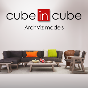 ArchViz Outdoor collection
