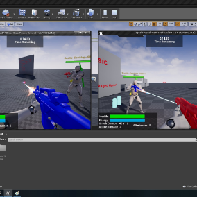 Jetpack FPS & TPS Multiplayer Template