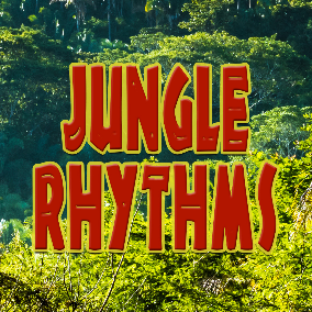 12 tribal loops featuring a Bamboo Xylophone and Percussions to create a musical jungle background atmosphere.