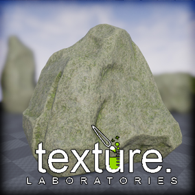 A pack of six simple rock meshes for use in forest/jungle environments.